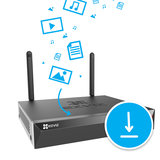 EZVIZ X5S Wifi 8-poorts NVR_