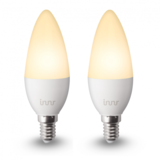 Innr dimbare E14 LED-candle 2-pack