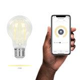 Hombli Slimme dimbare Filament-lamp (E27 7W wifi)_