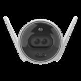 Ezviz C3X buitencamera met dubbele lens en nachtzicht in kleur_