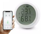 Zigbee Temperatuur en Luchtvochtigheid meter met lcd display_