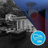 EZVIZ C3W 1080p WiFi IP Camera Outdoor - Nachtzicht