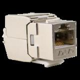 Ethernet Keystone Connector CAT 6A RJ 45_