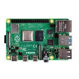 Raspberry Pi 4 4GB Bundle Kit incl. Home Assistant geïnstalleerd_