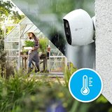 EZVIZ C3A 1080p Batterij+WiFi draadloze beveiligingscamera