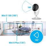 EZVIZ C2C 180 WiFi IP Camera 180° Outdoor - Nachtzicht