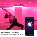WOOX Smart RGBW Ledspot GU10 wifi