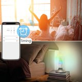 WOOX Smart RGBW Ledlamp E14 wifi