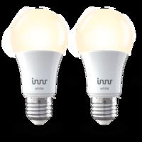 Innr dimbare E27 LED-lamp warm-wit 2-pack Zigbee