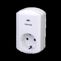 TKB Home tussenstekker/schakelaar Z-Wave Plus met stroommeting