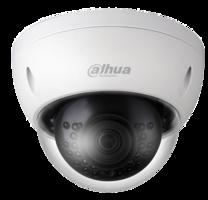 Dahua HDBW1230EP 2MP D/N IR Vandaal Dome 2.8mm lens