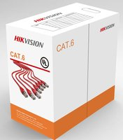 Hikvision HiWatch UTP Cat6 kabel, 305 meter