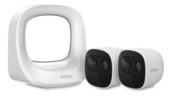 Dahua Imou Cell Pro IP Duo Draadloos Camera Systeem