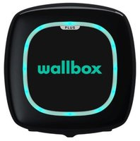 Wallbox Pulsar Plus type 2 22kW Zwart