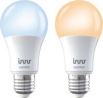 Innr dimbare E27 LED-lamp Comfort White 2-pack