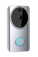 WOOX Smart Video Deurbel + indoor bel (chime) wifi
