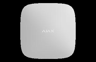 Ajax Hub 2 Plus - 2 x GSM, wifi en IP