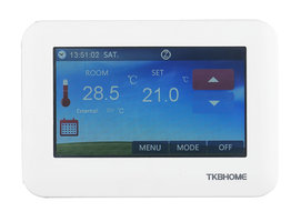 TKB Home Thermostaat - Touchpanel