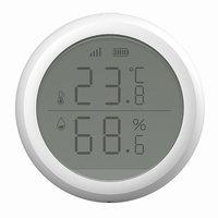 Zigbee Temperatuur en Luchtvochtigheid meter met lcd display