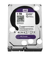 Western Digital Purple 1TB SATA III interne harde schijf