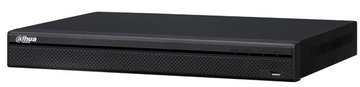 Dahua NVR5216-16PoE-4KS2E ePoE, zonder harddisk, voor 16 IP (4K) camera's
