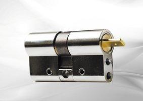 KESO Veiligheidscilinder voor Danalock V2/V3, met 3 sleutels