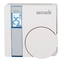 Secure Kamer-thermostaat Z-Wave