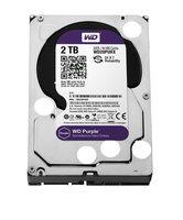 Western Digital Purple 2TB SATA III interne harde schijf