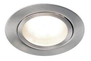 Inbouw LED-spot aluminium