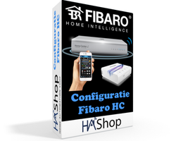 Configuratie Fibaro Home Center
