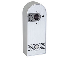 DBell HD Live 2MP deurbel intercom Silver