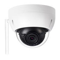 Dahua Easy4IP IPC-HDBW1235E-W 2MP IR Wifi Mini Vandaal Dome
