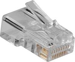 RJ45 netwerkplug (10 stuks)