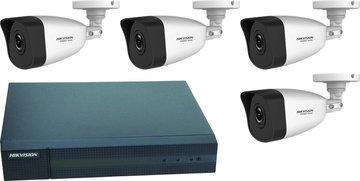 Hikvision HWK-N4142BH-MH HiWatch Camerasysteem 1 TB HDD