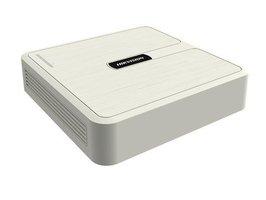 Hikvision HiWatch 4-kanaals recorder, zonder harddisk