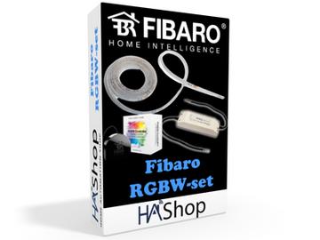 Fibaro RGBW-set
