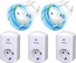 Domotica Wallplug Set