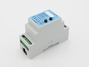 Adapter D212 voor DIN TH35-rail tbv Fibaro Dimmer 2