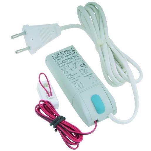 Newlec LED-driver Dimbaar 230V / 12,5VA
