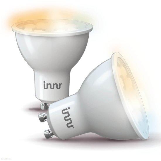 Innr dimbare GU10 LED-spot tunable white 2-pack