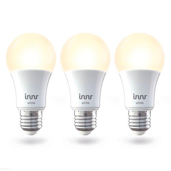 Innr dimbare E27 LED-lamp warm-wit 3-pack Z3.0