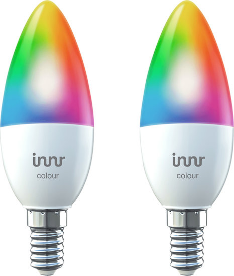 Innr Smart Candle E14 Colour 2-pack