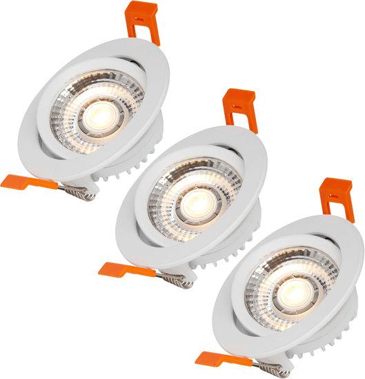 Innr Inbouw Dimbare LED-spot Wit 3-pack