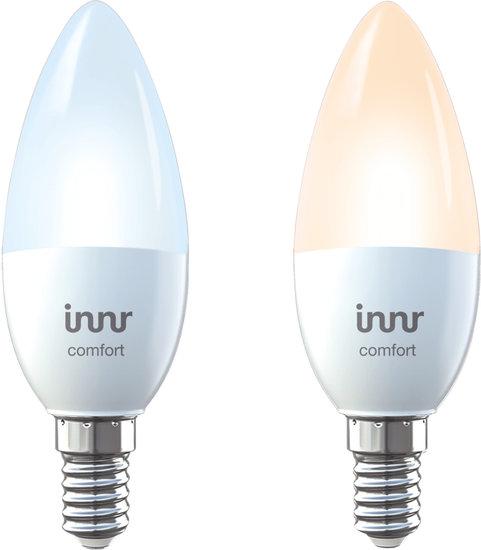 Innr Smart Candle E14 Comfort White 2-pack
