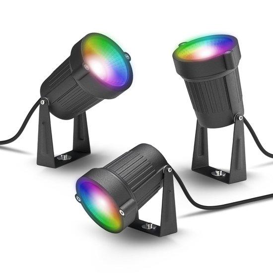 Innr Tuinspot RGBW 3-pack