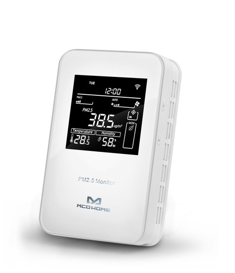MCO Home - PM2.5 (fijnstof) Luchtkwaliteitssensor Z-Wave Plus