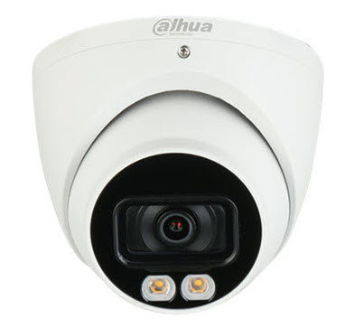 Dahua HDW5442TM-AS-LED 4MP Full-color Starlight+ Dome 3.6