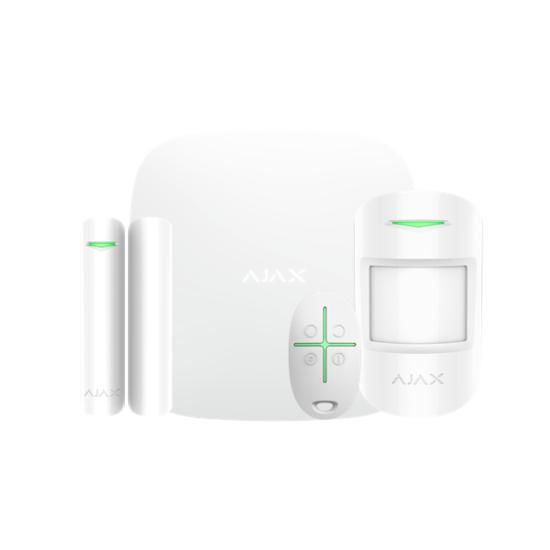 Ajax draadloos Alarmsysteem StarterKit (+ gratis camera!)