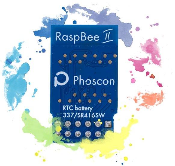 RaspBee II Zigbee Gateway