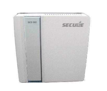 Secure temperatuur- en vochtigheidssensor voor binnen Z-Wave